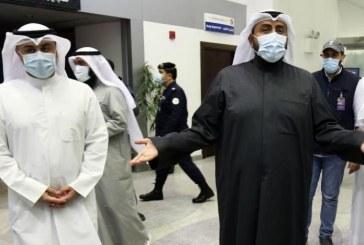 """سفارة المملكة بالكويت تطمئن على المواطن المصاب بفيروس """"كورونا الجديد"""" وتؤكد استقرار حالته"""