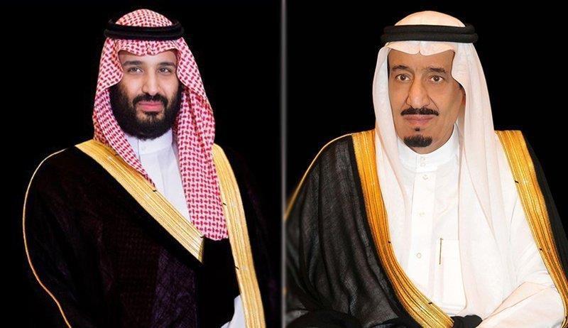 خادم الحرمين وولي العهد يهنئان أمير دولة الكويت بذكرى اليوم الوطني لبلاده