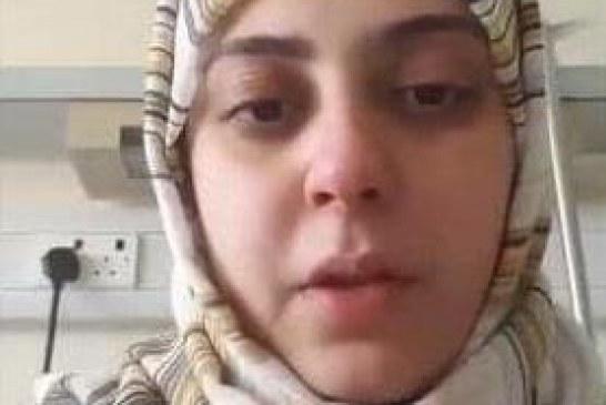 """شاهد.. فتاة مصرية مصابة بـ""""كورونا"""" تروي تجربتها من الحجر الصحي وتقدم نصيحة"""