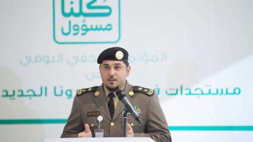 """متحدث """"الداخلية"""": الإعلان عن مخالفات الإجراءات الوقائية يوميّ ولائحة للحد من التجمعات قريباً"""