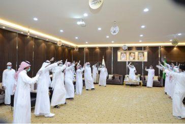 تأهيلية سجون منطقة مكة المكرمة تعايد مستفيديها ومنسوبيها