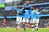 إلغاء عقوبة منع مانشستر سيتي من المسابقات الأوروبية