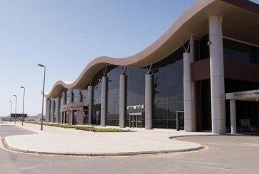 انتهاء المرحلة الثانية من تطوير مطار العلا
