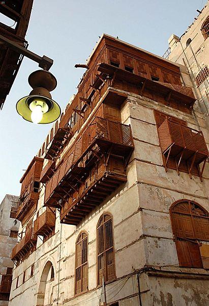 """""""رواشين"""" جدة تحكي تاريخ العمارة قبل أكثر من قرن"""