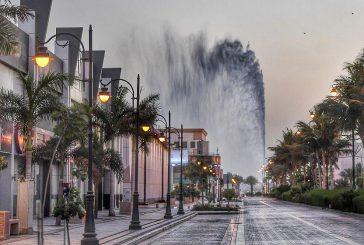 600 مجسّم جمالي تجعل من جدة واجهة سياحية مميزة