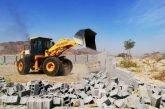 أمانة مكة المكرمة تزيل تعديات على أراضٍ حكومية