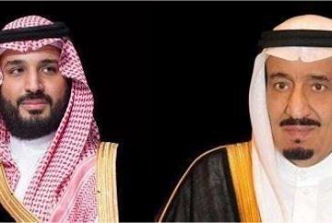 خادم الحرمين وولي العهد يهنئان أمير الكويت بنجاح العملية الجراحية