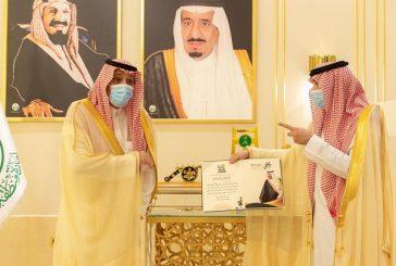 سمو أمير منطقة الباحة يدشن جمعية