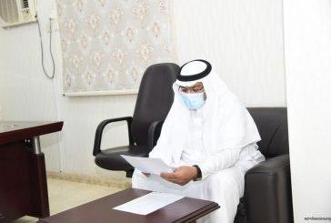 مدير تعليم مكة يطلع ميدانياً على استعدادات مدارس الجموم للعام الدراسي 1442هـ