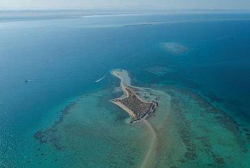 البحر الفيروزي من الوجهات السياحية في المملكة