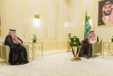 أمير منطقة الباحة يتسلم تقريراً عن بداية العام الدراسي الجديد