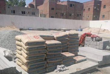 الأمير مشعل بن ماجد يتابع أعمال لجنة إزالة الأنشطة الصناعية غير المرخصة و الموجودة داخل أحياء جدة