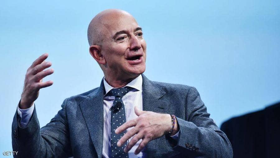 """ثروة مالك """"أمازون"""" تتخطى 200 مليار دولار"""
