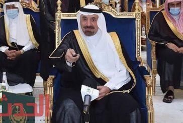 سمو الأمير جلوي بن عبدالعزيز بن مساعد يدشن مشروع إعادة حدود وادي نجران