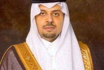 الأمير فيصل بن خالد بن سلطان يتفقد مدرسة عين جالوت الابتدائية بعرعر