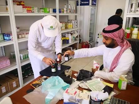 فرع البيئة بمنطقة مكة المكرمة ينهي جولاته الرقابية على المنشآت البيطرية بمحافظة جدة
