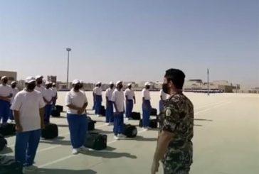 استقبال الطلبة المستجدين بمراكز تدريب قوات أمن المنشآت