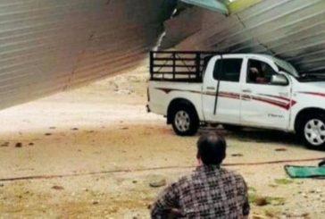 أمير عسير يوجه بدراسة حالة مواطن من ذوي الإعاقة تضرر منزله بسبب الأمطار والعواصف بأحد ثربان