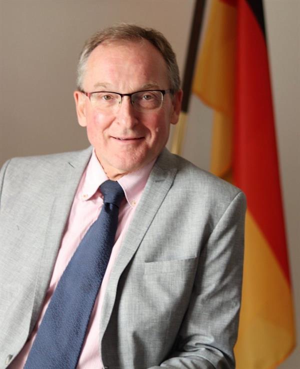 السفير الألماني يهنئ القيادة والشعب السعودي باليوم الوطني