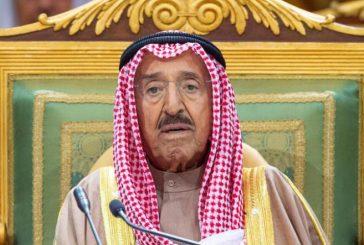 أمراء ورؤساء ينعون أمير الكويت