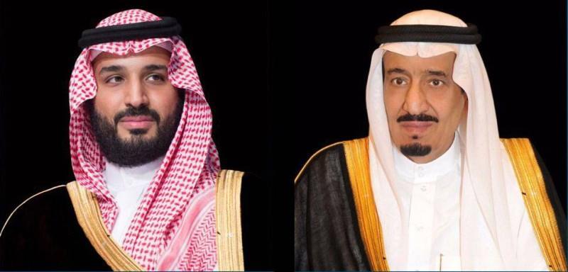 خادم الحرمين وولي العهد يتلقيان التهاني من رئيس الإمارات ونائبه ومحمد بن زايد بمناسبة اليوم الوطني