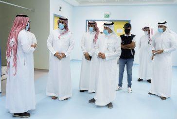مدير جامعة جازان يلتقي مدير صحة المنطقة ويناقشان أوجه التعاون بين الجهتين