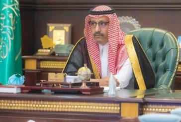 أمير الباحة يفتتح ملتقى تمكين الذي أتاح 900 وظيفة لمستفيدي الخدمات الاجتماعية في القطاع الخاص