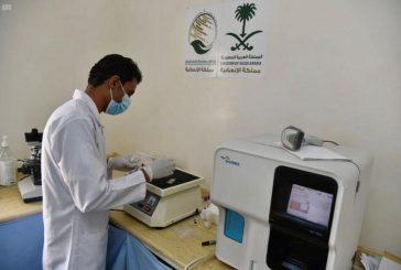 مركز الجعدة الصحي يواصل بدعم من مركز الملك سلمان للإغاثة تقديم خدماته العلاجية للمستفيدين في محافظة حجة