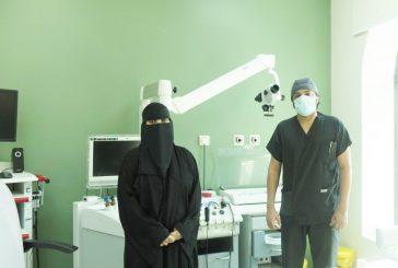 إنقاذ طفلة بعمر ثلاث سنوات بمستشفى شرق جدة ابتلعت بطارية