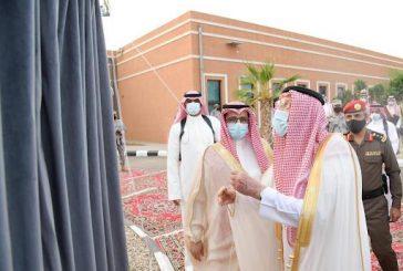 أمير جازان يدشن مشاريع تنموية بمحافظة بيش بأكثر من 41 مليون ريال