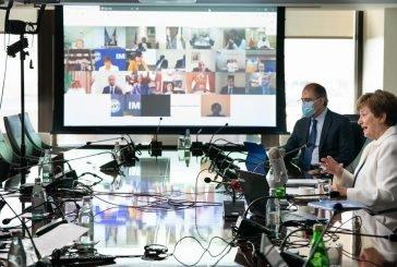 مديرة صندوق النقد: المملكة حققت تقدمًا ملحوظًا في توظيف النساء