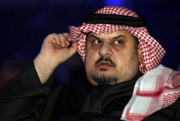 الأمير عبد الرحمن بن مساعد يتوقف عن التغريد عبر