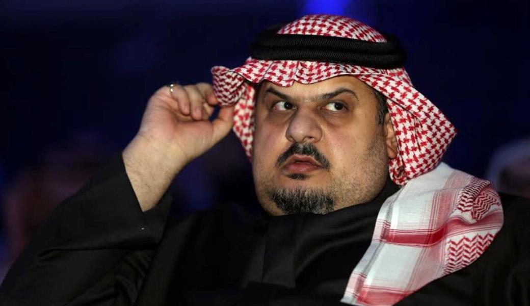 """الأمير عبد الرحمن بن مساعد يتوقف عن التغريد عبر """"تويتر"""""""