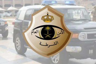 شرطة الرياض: القبض على تشكيل عصابي امتهن سرقة إطارات المركبات المتوقفة أمام المنازل وبيعها