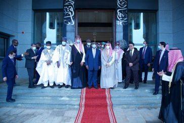 وزير الخارجية يفتتح مبنى سفارة المملكة بالكاميرون