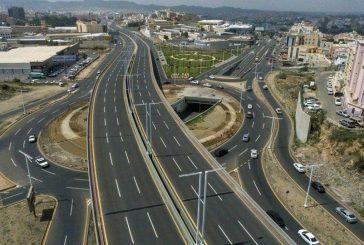 أمير منطقة عسير يعتمد تصاميم مشروع تطوير طريق الأمير سلطان في أبها