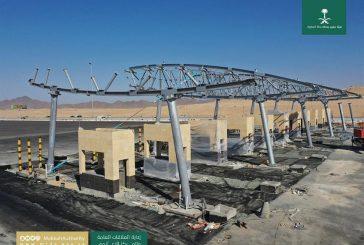 إنجاز 85% من مشروع تطوير مركز