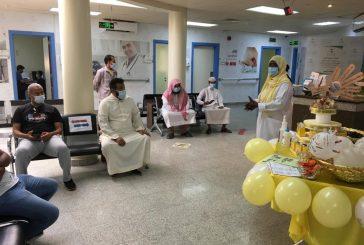 صحي بريمان يقيم فعالية الأسبوع العالمي لمكافحة العدوى