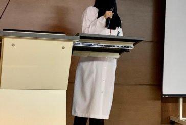 محاضرة توعوية بمستشفى شرق جدة عن الكشف المبكر لأورام الثدي