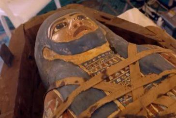 مصر تعلن عن أكبر اكتشاف أثري يضم 100 تابوت بشري مغلق منذ أكثر من 2500 عام