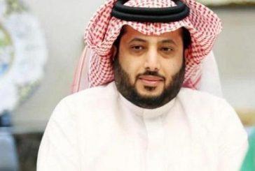 تركي آل الشيخ لولي العهد: أنت شخص استثنائي مجدد وعظيم