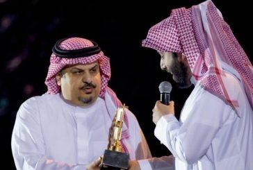 تركي آل الشيخ يطلب من الأمير عبدالرحمن بن مساعد إقامة أمسية شعرية العام القادم