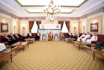 الأمير مشعل بن ماجد يكرّم رُعاة جائزة جدة للإبداع في نسختها الثالثة