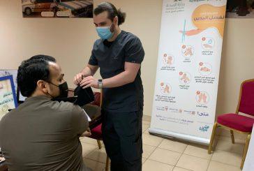 صحي السليمانية يستكمل مشروع التمكين المجتمعي لشرطة الجامعة