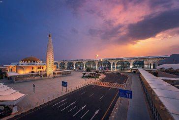 مطار الأمير محمد بن عبدالعزيز بالمدينة يحصل على شهادة الاعتماد الدولي الصحي للسفر الآمن