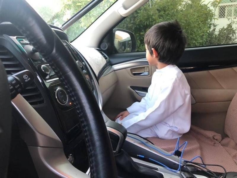 """""""المرور"""" يكشف أنواع المقاعد الأربعة المخصصة للأطفال"""