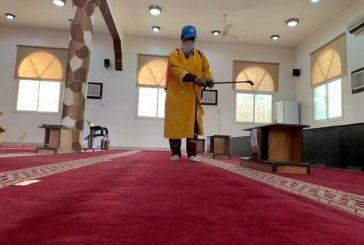 إغلاق 43 قاعة أفراح ومحلاً تجارياً و١٦ مسجداً في نجران لمخالفة الإجراءات الاحترازية
