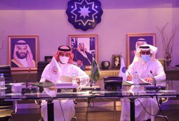 الهلال الأحمر ومدينة الأمير سلطان للخدمات الإنسانية يوقعان اتفاقية مذكرة تعاون في تطوير البحث العلمي والكوادر البشرية