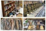 ضبط 50 بدلة عسكرية و3000 قطعة من الأنواط والشعارات المخالفة في الرياض