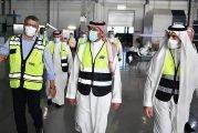 وزير الصناعة يؤكد أولوية توطين الوظائف والصناعات العسكرية